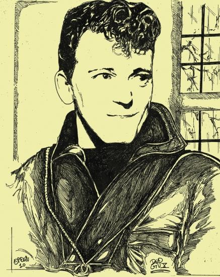 Gene Vincent por didgiv